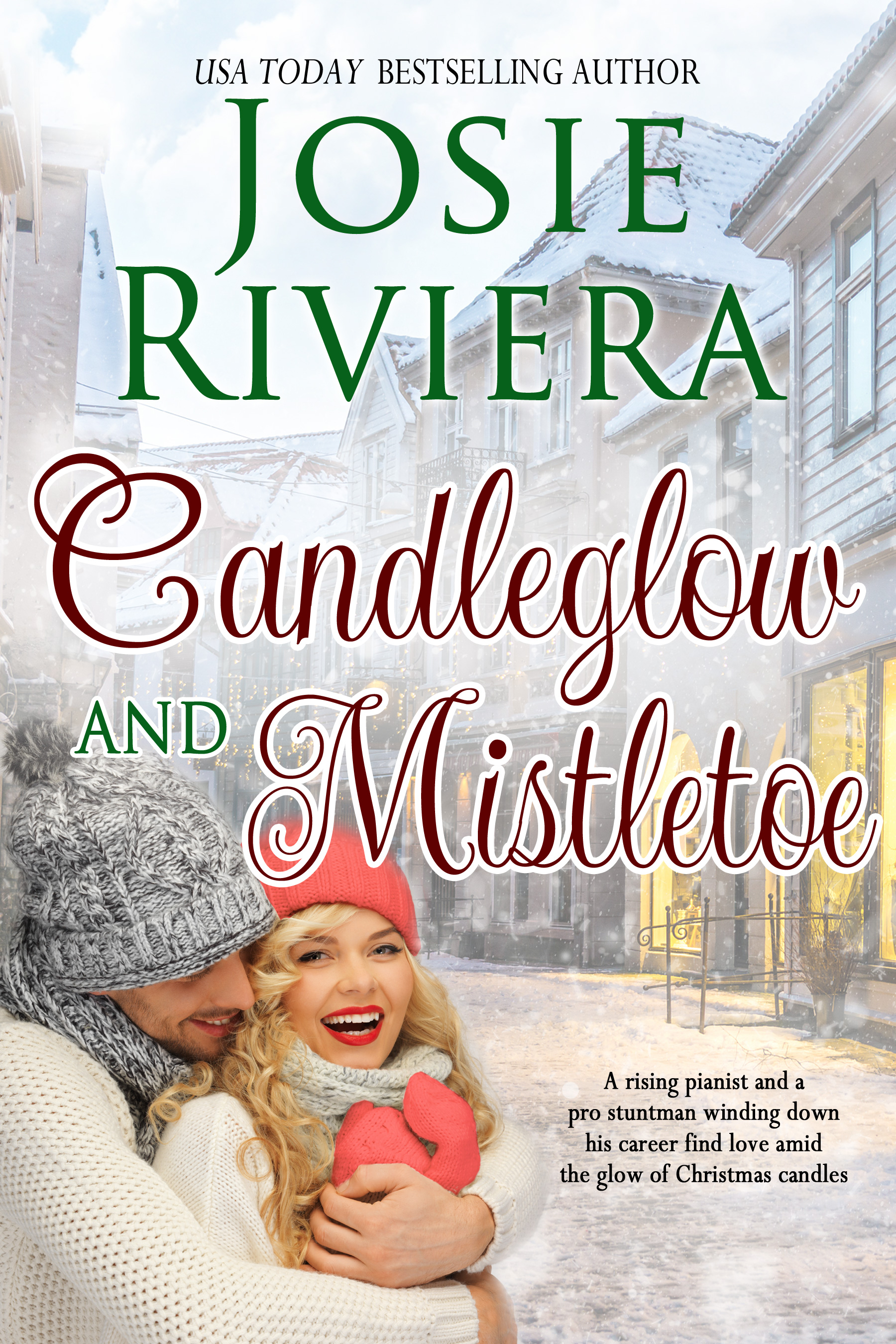 Candleglow and Mistletoe