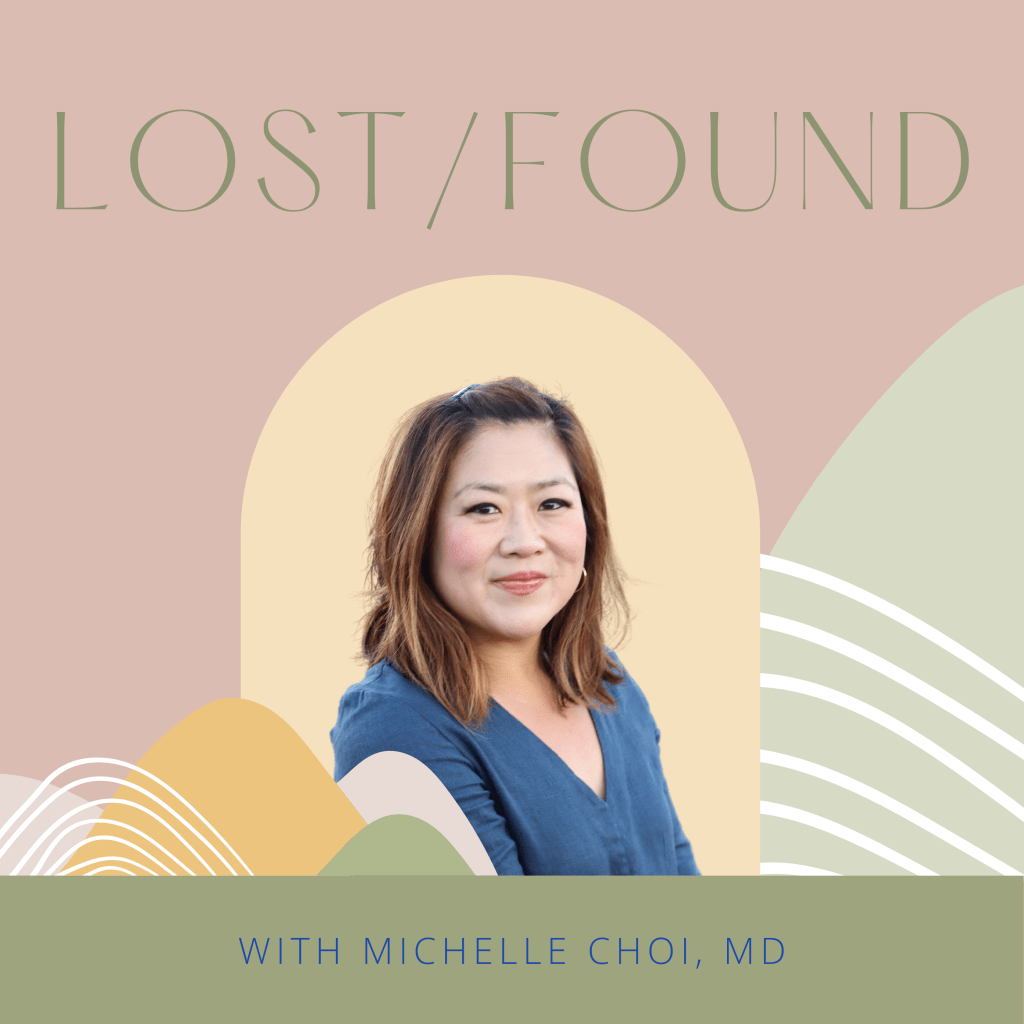 Lost/Found Dr. Michelle Choi MD