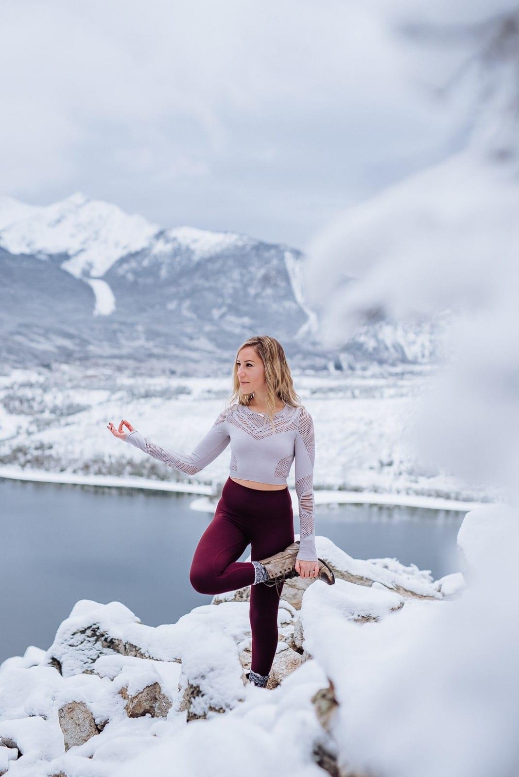 Winter Personal Branding Photoshoot | Josie V Photography