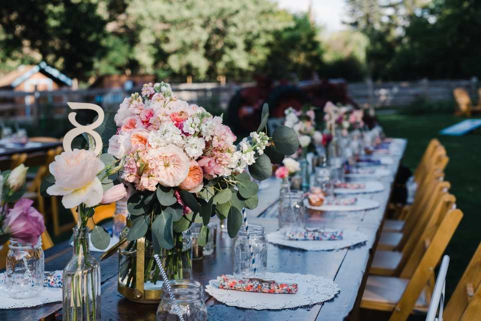 Rustic Wedding Style by Josie V Photography