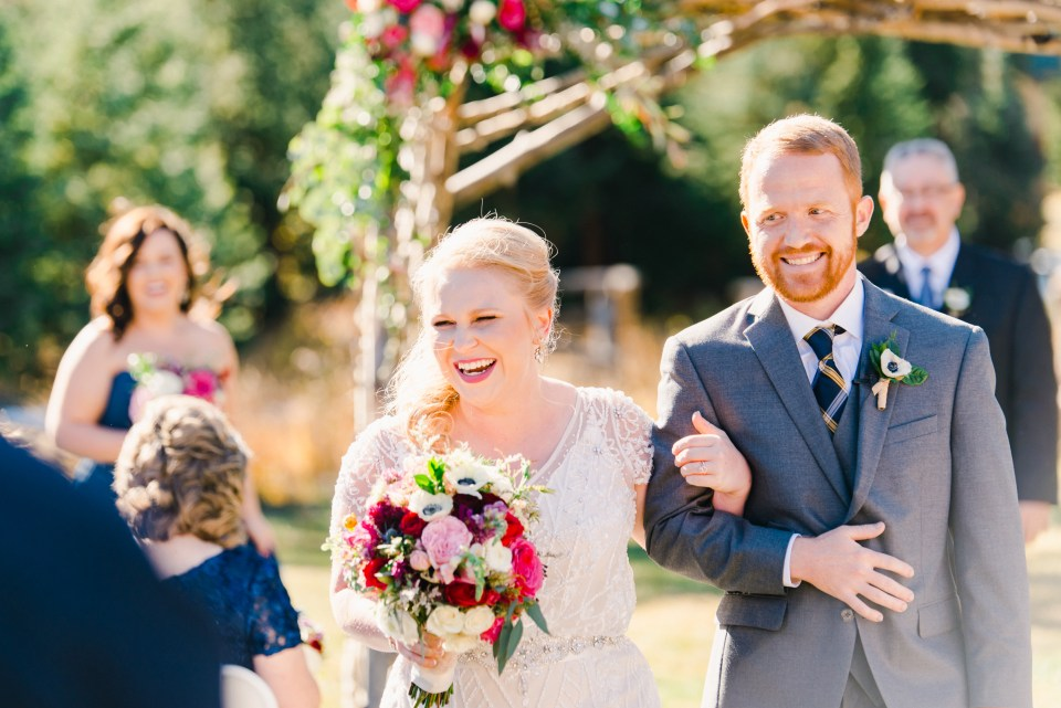 Vibrant Colorado Wedding Photos | Josie V Photography