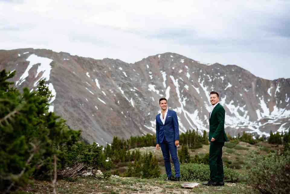 Colorado Adventure Elopement | Josie V Photography