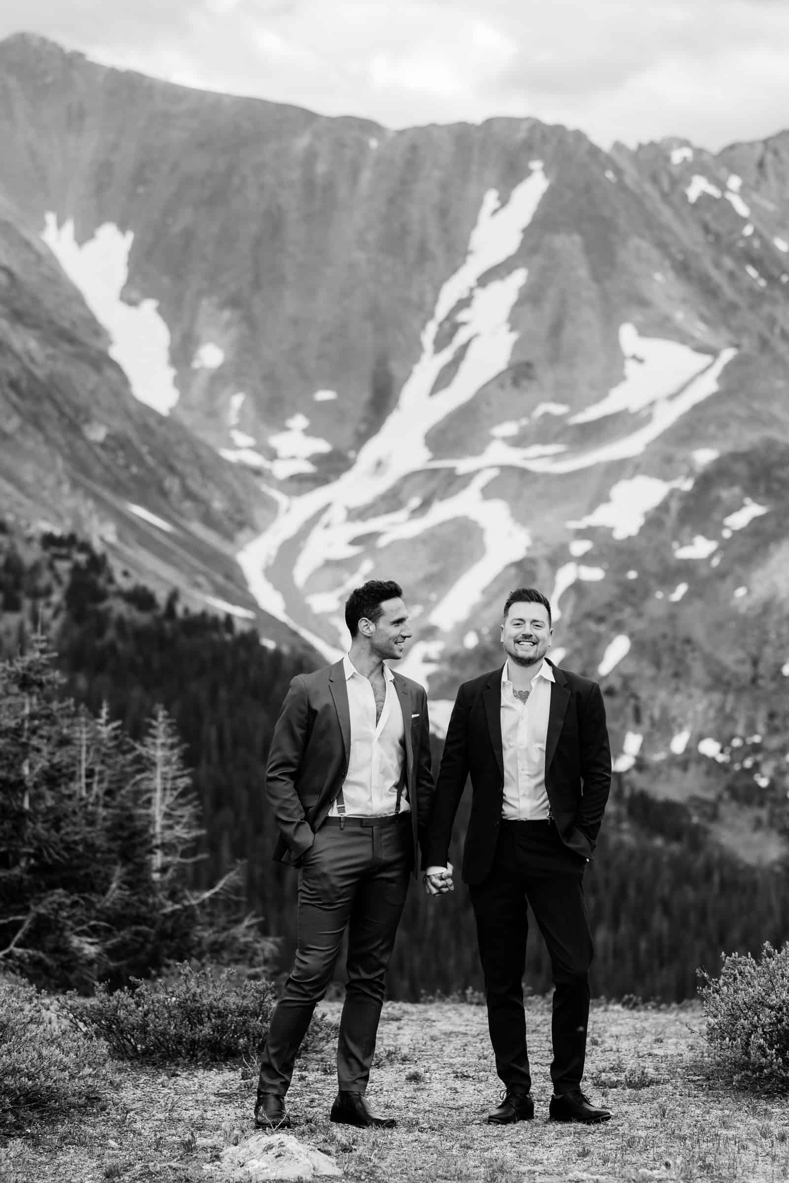Dramatic Colorado Elopement | Josie V Photography