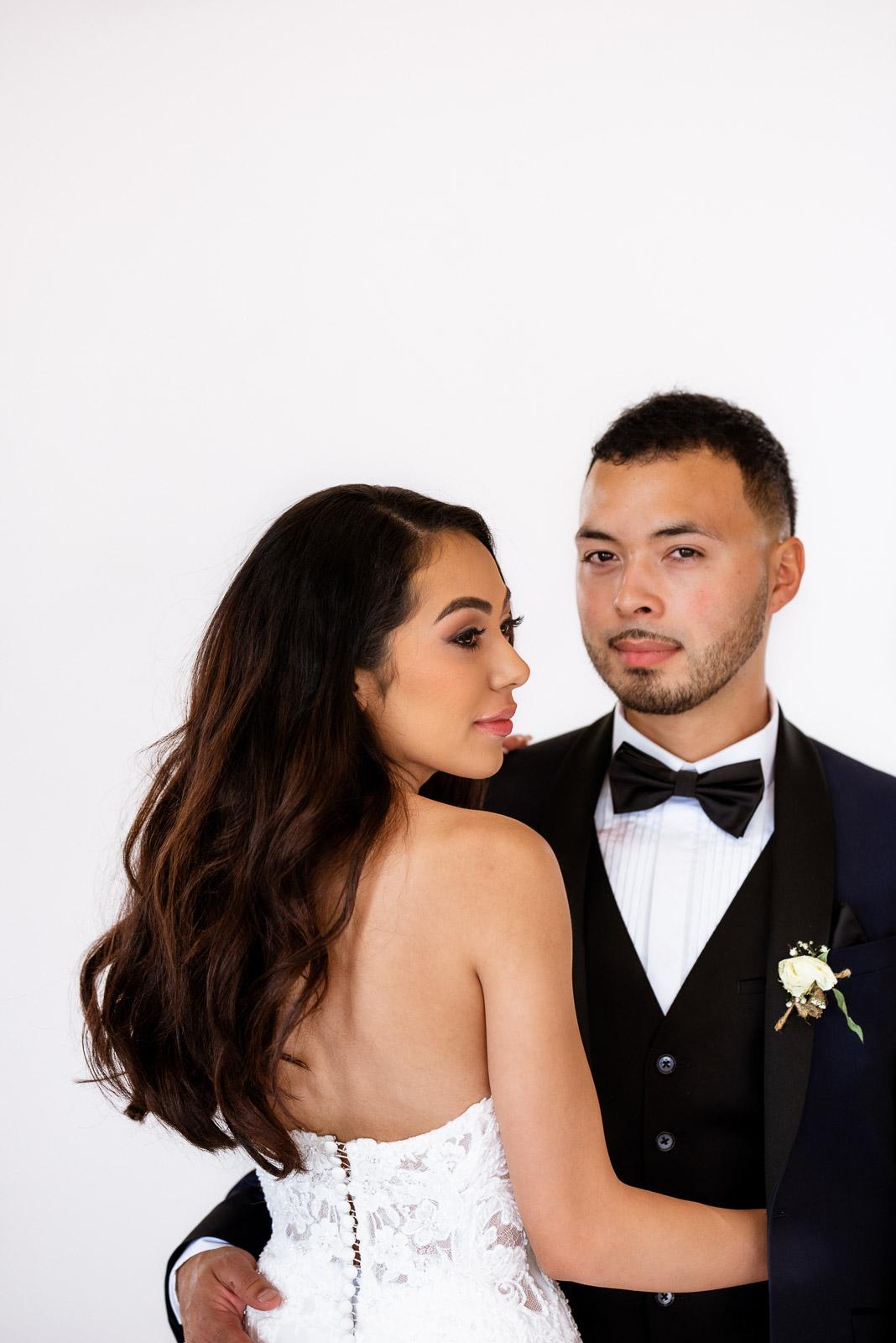 Elegant Wedding Style | Josie V Photography