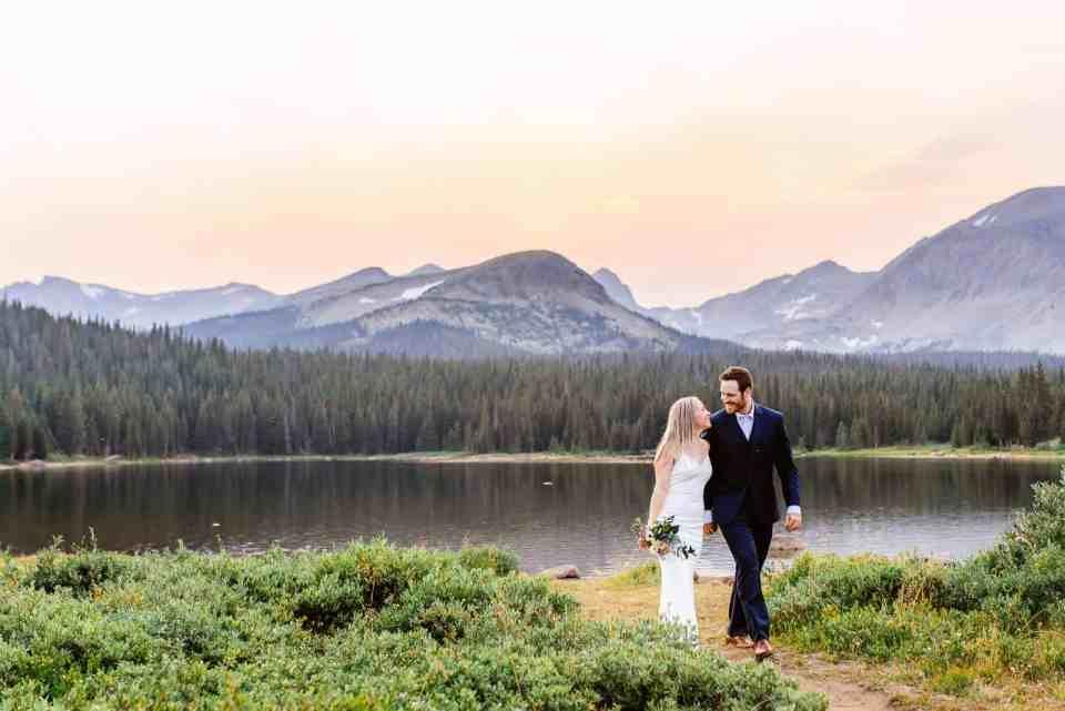 Destination Elopement in Colorado | Josie V Photography