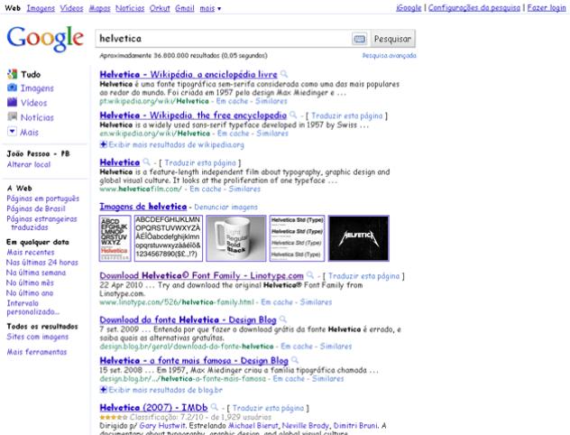 Rá! Pegadinha do Google!