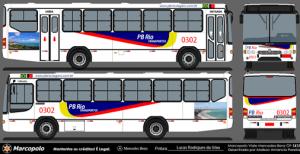 O layout escolhido pela direção da empresa PB Rio.