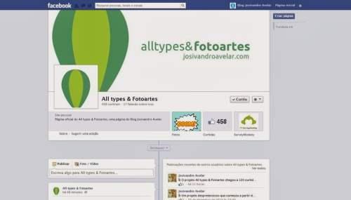 Facebook All types & Fotoartes- Janeiro de 2014
