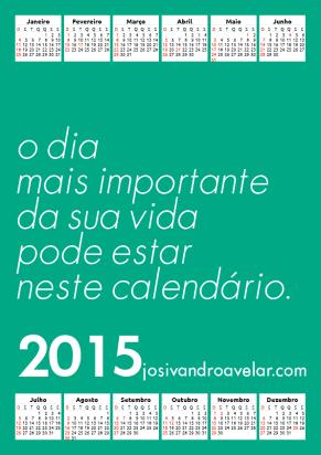 calendário josivandro avelar 2015 11