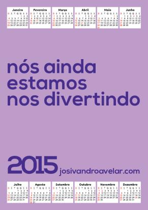 calendário josivandro avelar 2015 28