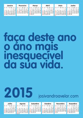 calendário josivandro avelar 2015 36