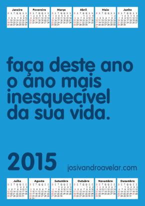 calendário josivandro avelar 2015 37