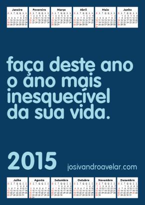 calendário josivandro avelar 2015 38