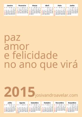 calendário josivandro avelar 2015 42