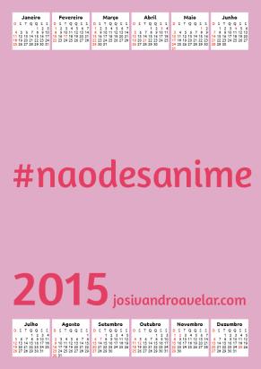 calendário josivandro avelar 2015 54