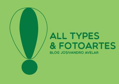 A nova marca do All types & Fotoartes vem com cores mais vivas.