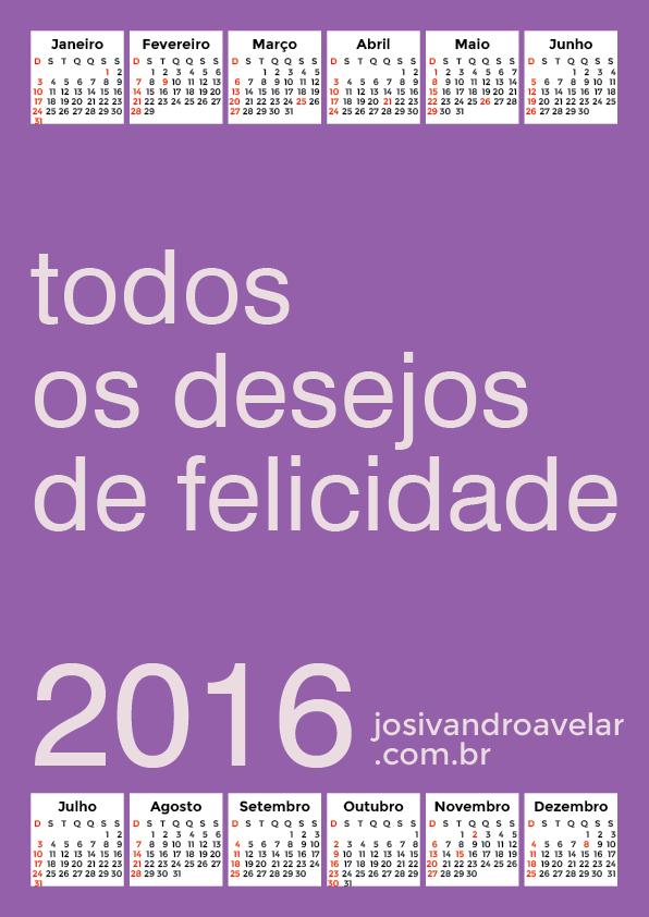 calendário 2016 20