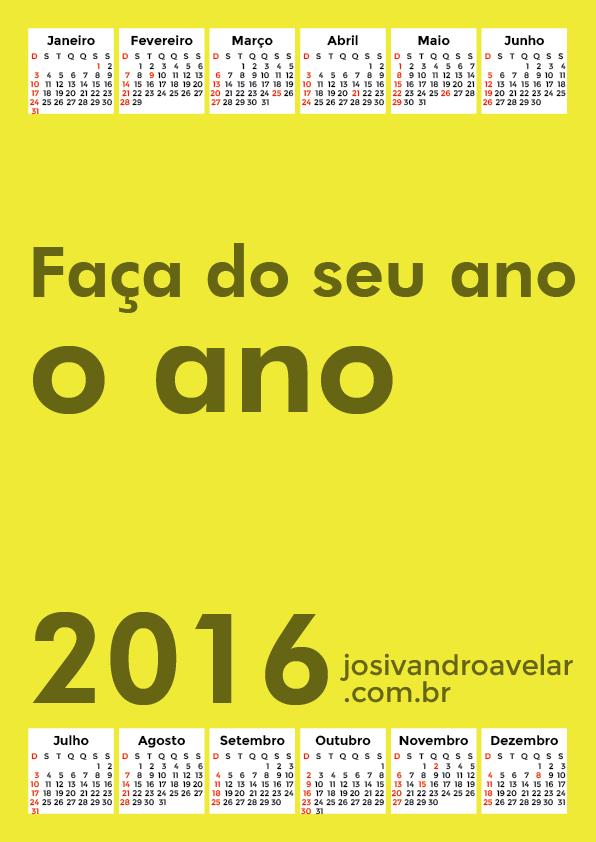 calendário 2016 41