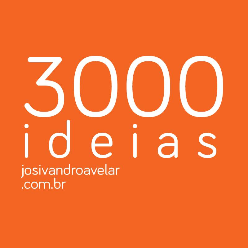 3000 IDEIAS