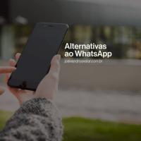 Alternativas ao WhatsApp