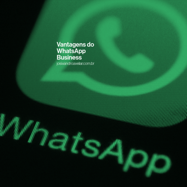 Vantagens do WhatsApp Business