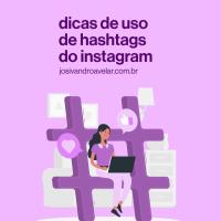 Dicas de uso de hashtags do Instagram