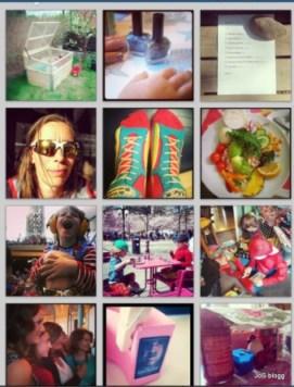 Instagram maj