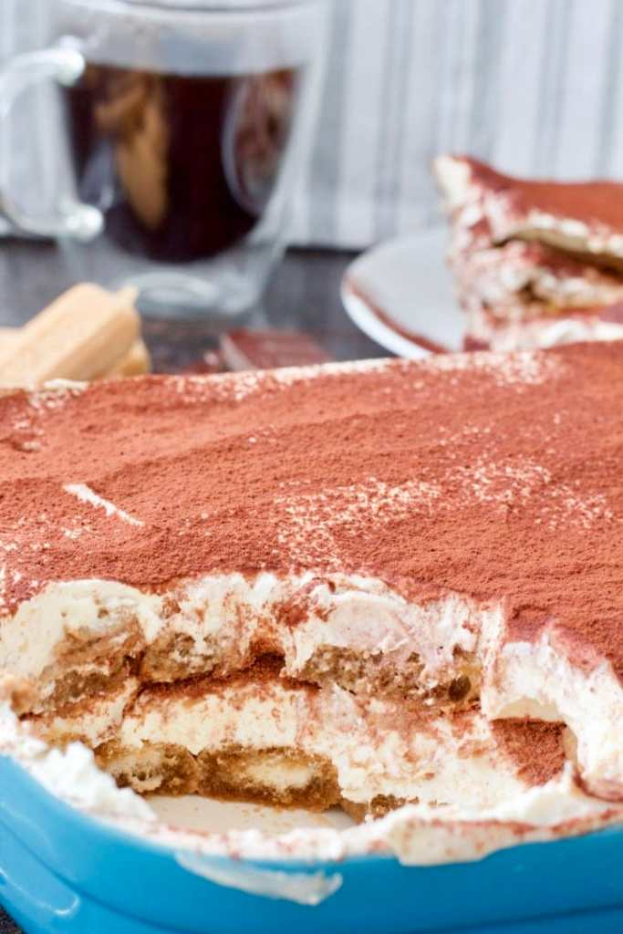 Perfect Eggless Tiramisu