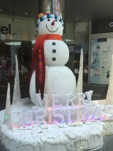 12. Snowman