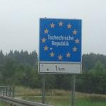 Entering Czech