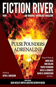 Kevin J. Anderson edits the Pulse Pounders anthologies