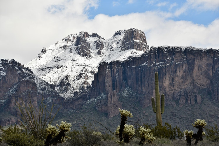 The enduring legend of The Lost Dutchman