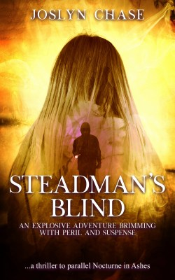 Steadman's Blind front cover