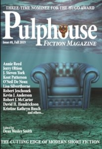 Pulphouse #8 Front Cover