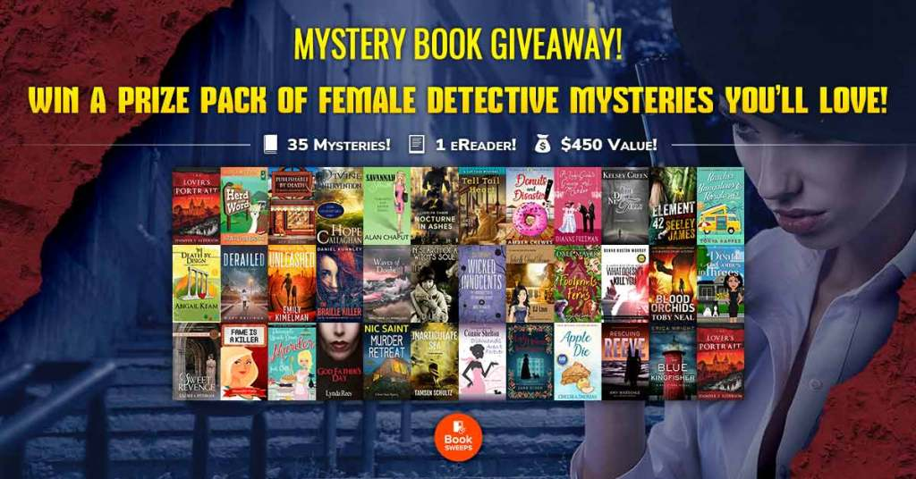 BookSweeps Female Detectives