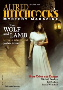 AHMM Joslyn Chase cover