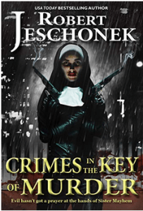 Book cover for Crimes in the Key of Murder