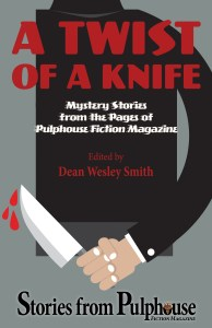 A Twist of a Knife book cover