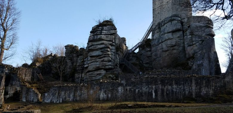 Weißenstein Castle Ruins