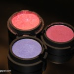 NEW COLORS FROM MAKE UP STORE