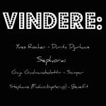 WINNERS – YVES ROCHER – SEPHORA