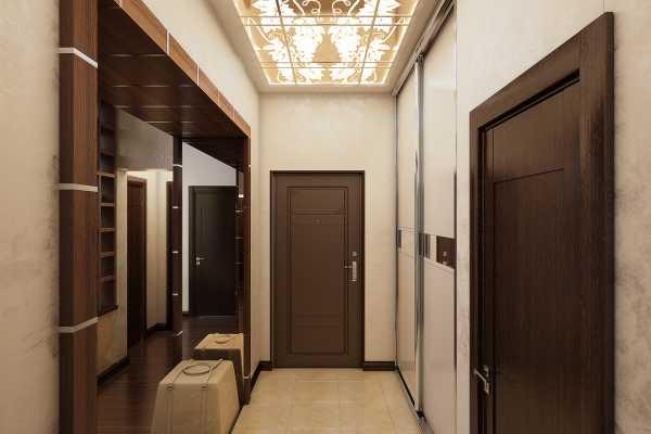 дизайн маленького коридора в квартире фото реальные 7