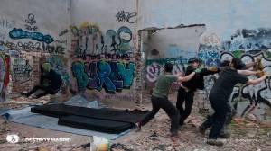 DestroyMadrid Shortfilm JosebaAlfaro Jossfilms PreProduction 09