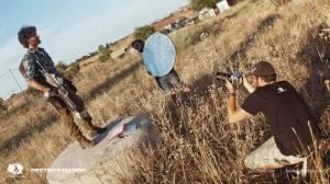 DestroyMadrid Shortfilm JosebaAlfaro Jossfilms Shooting Day1 008