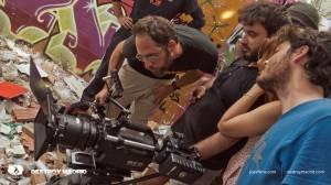 DestroyMadrid Shortfilm JosebaAlfaro Jossfilms Shooting Day3 019