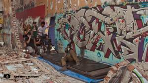 DestroyMadrid Shortfilm JosebaAlfaro Jossfilms Shooting Day3 026