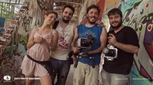 DestroyMadrid Shortfilm JosebaAlfaro Jossfilms Shooting Day3 032