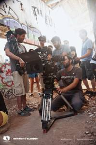 DestroyMadrid Shortfilm JosebaAlfaro Jossfilms Shooting Day4 018