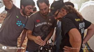 DestroyMadrid Shortfilm JosebaAlfaro Jossfilms Shooting Day4 020