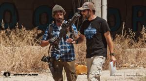 DestroyMadrid Shortfilm JosebaAlfaro Jossfilms Shooting Day5 019